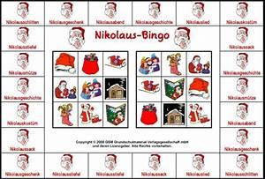 Spiele Für Weihnachten : bingo spiel nikolausw rter medienwerkstatt wissen 2006 2017 medienwerkstatt ~ Frokenaadalensverden.com Haus und Dekorationen