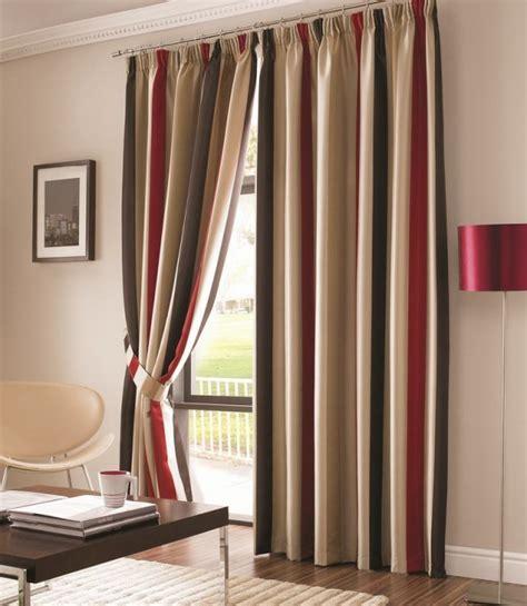 100 vertical striped curtains adding vertical gold