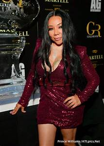 Exercise Or Diet Tameka Tiny Harris Celebrate Her Birthday At Gold Room