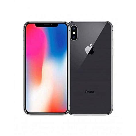 iphone x 256gb apple iphone x 256gb hdd black jumia cm