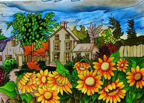 peinture acrylique sur toile d 233 butant recherche naif toile