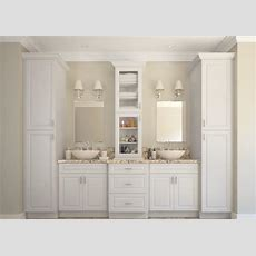 Preassembled Bathroom Vanities  Bathroom Vanities