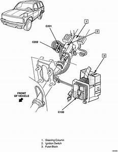 Carfusebox  Chevy Blazer C100 Bulkhead Connector