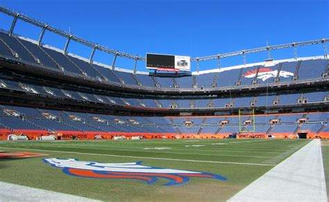 Many fans opposed a corporate name and wished to retain the previous venue's name, mile high stadium.9 the denver post initially refused. Broncos Stadium Now Called Empower Field at Mile High ...