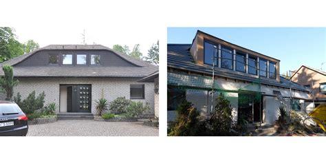 Umbau Haus Vorher Nachher by Haus Umbauen Vorher Nachher Transformances