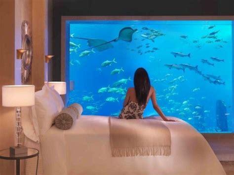 chambre aquarium l aquarium mural en 41 images inspirantes