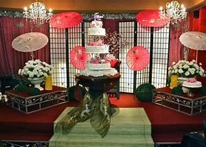 Japanese theme anime | Quinceañera planning | Pinterest ...