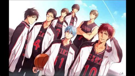 Anime Kuroko No Basket Season 3 Kuroko No Basket Season 3 Episode 1