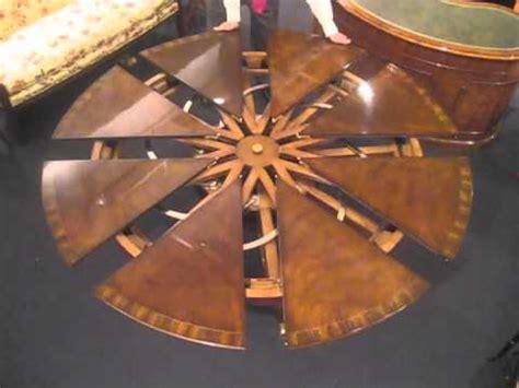robert jupe radial table youtube