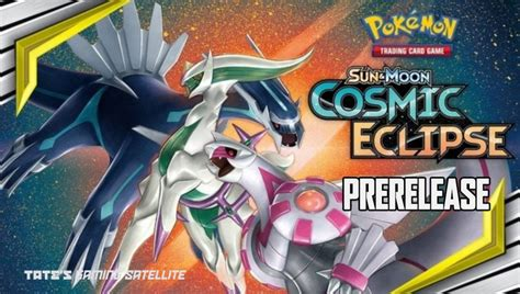The first attack is when you get to ludicrous levels of damage. Pokemon Prerelease - Cosmic Eclipse - Tate's Gaming Satellite