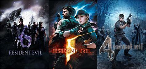 resident evil 4 5 6 remastered date di uscita
