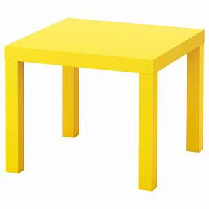 Ikea Lack Beistelltisch : lack side table yellow 55 x 55 cm ikea ~ Eleganceandgraceweddings.com Haus und Dekorationen