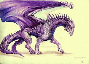 Amethyst Dragon Reference By BrassDragon On DeviantArt
