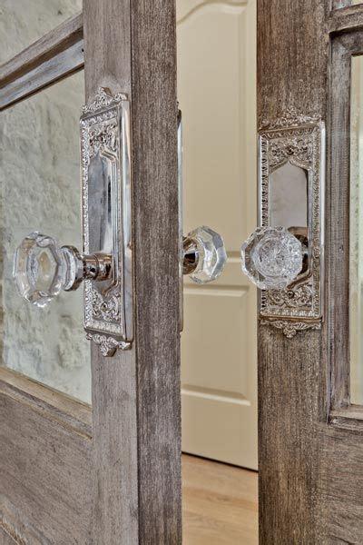 glass door knobs ideas  pinterest