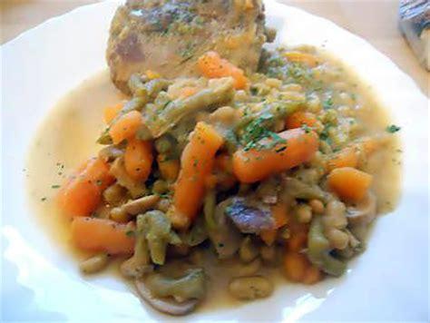 cuisiner collier d agneau recette de collier d 39 agneau avec ses petits legumes