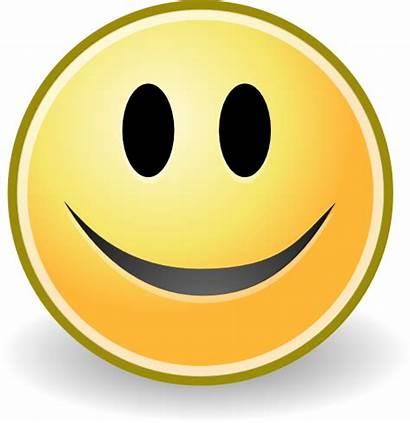 Smile Face Clipart وجه مبتسم Tango صوره