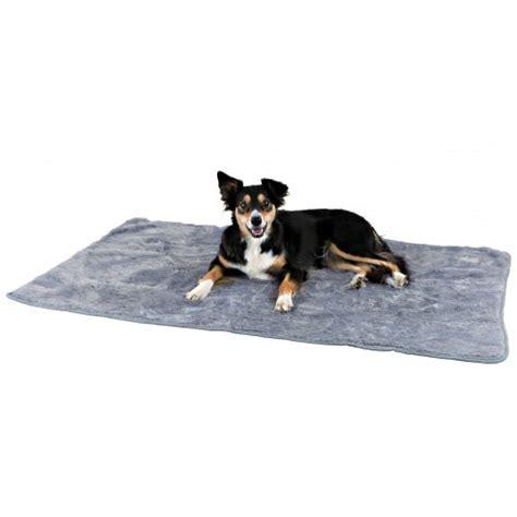 tapis cosy tapis pour chien trixie wanimo