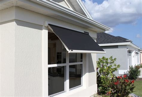 solar powered retractable window awnings southeast awnings