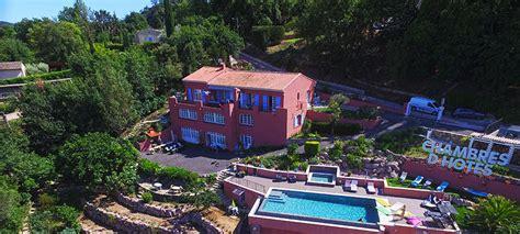 chambres d hote var chambres d 39 hôtes var piscine