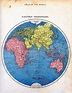 Vintage Printable - Map of the World - Part 2 - The ...