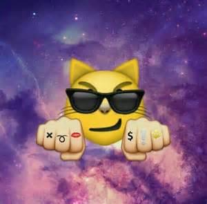 Emoji Cool Galaxy Backgrounds