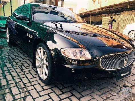 Maserati Quattroporte 2008 For Sale In Lahore Pakwheels