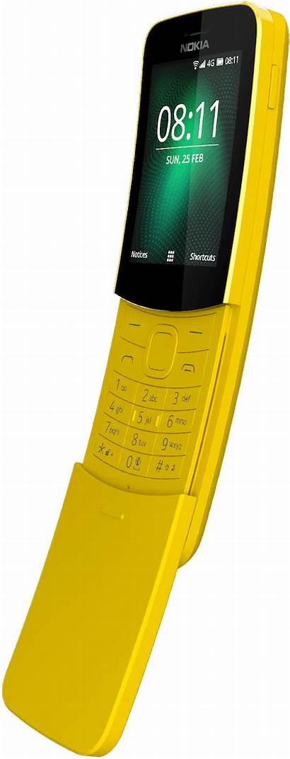 Nokia 8110 4g Phone Banana Update Matrix