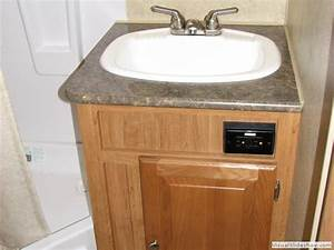 Rv slide show generated by visualslideshowcom for Rv bathroom vanity