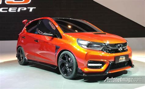 motor honda indonesia honda small rs concept unveiled at indonesia motor show
