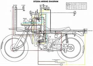 Yamaha Dt250 Wiring Diagram  U2013 Circuit Wiring Diagrams