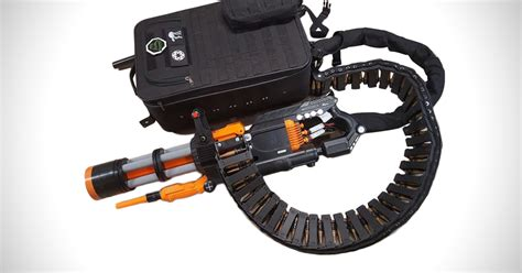 Nerf Rival Minigun