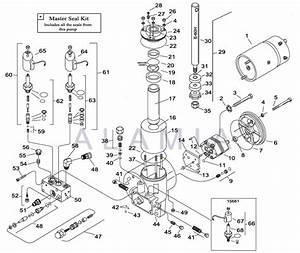 E60 1 4 U0026quot  Meyer Hydraulic Pump Diagram