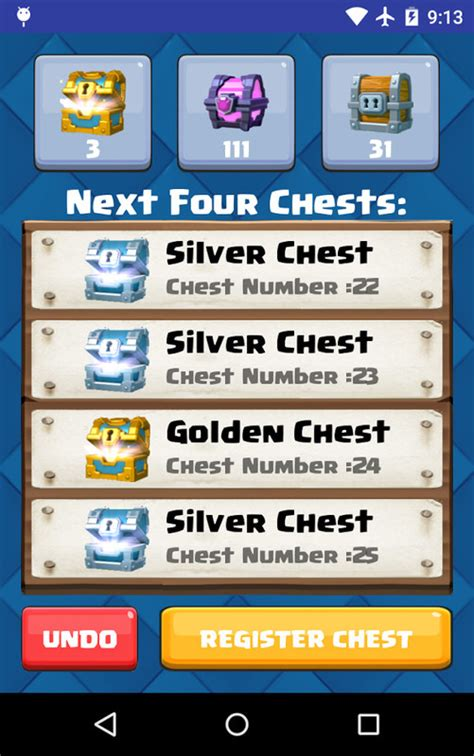 chest tracker apk free strategy android appraw