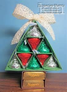procrastister hershey kiss christmas trees