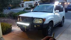 Auxiliary Led Lighting On A 100 Series Land Cruiser