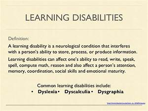 Learning Disabi... Learning Difficulty Quotes