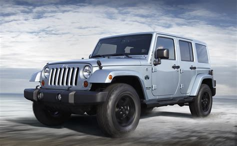 jeep liberty arctic blue 2012 jeep wrangler arctic and liberty arctic models announced