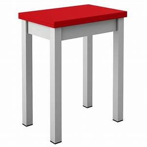 Petite Table Avec Rallonge : petite table bar cuisine id e inspirante pour la conception de la maison ~ Teatrodelosmanantiales.com Idées de Décoration