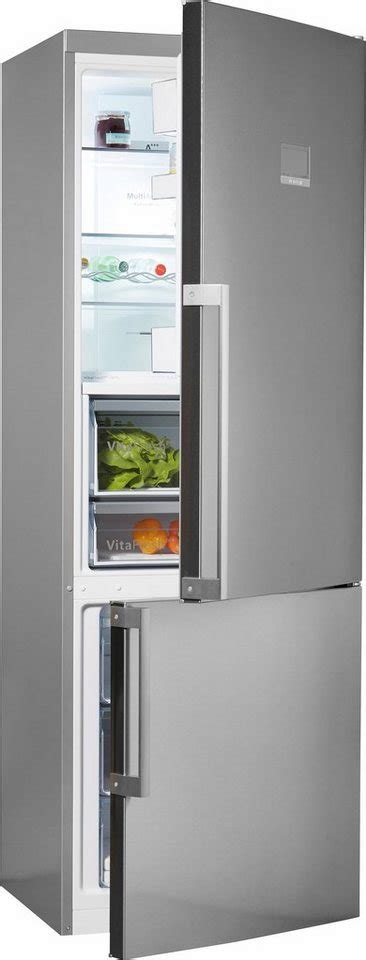 kühlschrank 70 cm hoch bosch k 252 hl gefrierkombination kgf49pi40 203 cm hoch 70