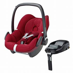 Pebble Maxi Cosi : maxi cosi pebble group 0 plus car seat in robin red with familyfix isofix base ~ Watch28wear.com Haus und Dekorationen