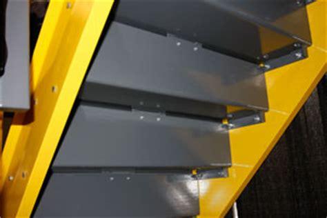 pre engineered steel stairs   mezz industrial structures