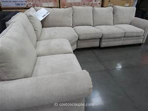 Marks and cohen laurel fabric sectional for Laurel 4 piece sectional sofa