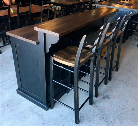 Unique Bar Furniture by Reproduction Furniture Rustic Bar Stylish Unique And