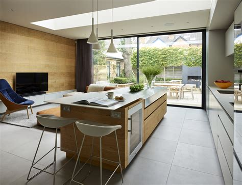 open kitchen design plans open plan or broken plan 3735