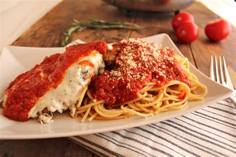 chicken parmesan classic chicken parmesan one sweet mess