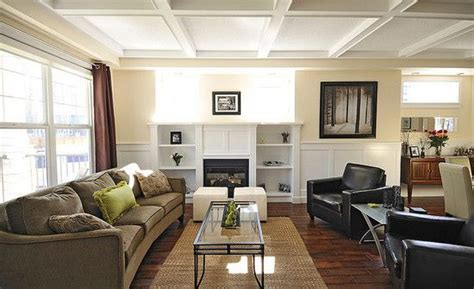 Rectangular Living Room Design, Pictures, Remodel, Decor And Ideas
