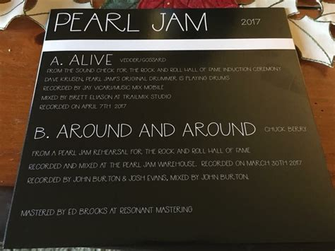 pearl jam fan club a journal of musical thingspearl jam 39 s original drummer