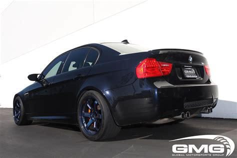 gmg racing bmw   sedan volk racing wheels jrz