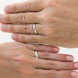 1 gold 10 popular wedding ring styles for men With men wedding ring finger