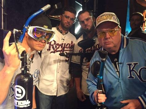 eric stonestreet royals eric stonestreet posted this photo with royals players
